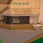 STOPM_2020_418f: Photograph taken of the top entrance of Primark, by Jake Bowden. Thumbnail